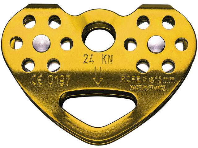 Petzl Tandem Cable - amarillo